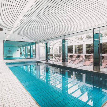 Waldhotel Soodener Hof Bad Sooden Allendorf Indoor Pool 2