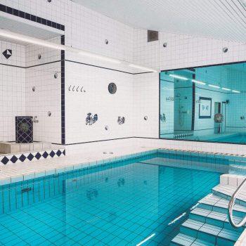 Waldhotel Soodener Hof Bad Sooden Allendorf Indoor Pool